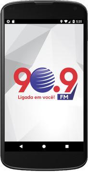 Rádio 90.9 poster