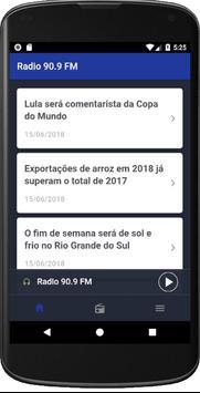Rádio 90.9 screenshot 1