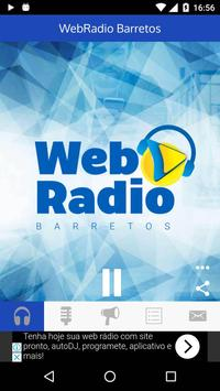 WebRadio Barretos poster