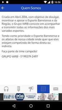 WebRadio Barretos screenshot 1
