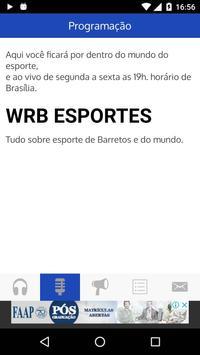 WebRadio Barretos screenshot 2