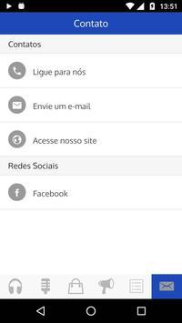 Correio FM 98.5 screenshot 2