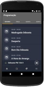 Odisséia FM screenshot 1