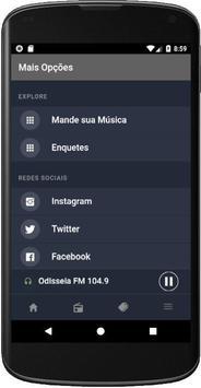 Odisséia FM screenshot 2