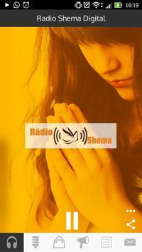 Rádio Shema Digital poster