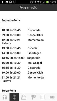 Rádio Shema Digital apk screenshot