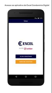 Excel Condomínio Digital poster