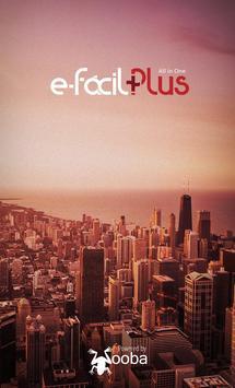 e-fácil Plus poster