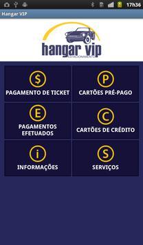 Hangar VIP poster