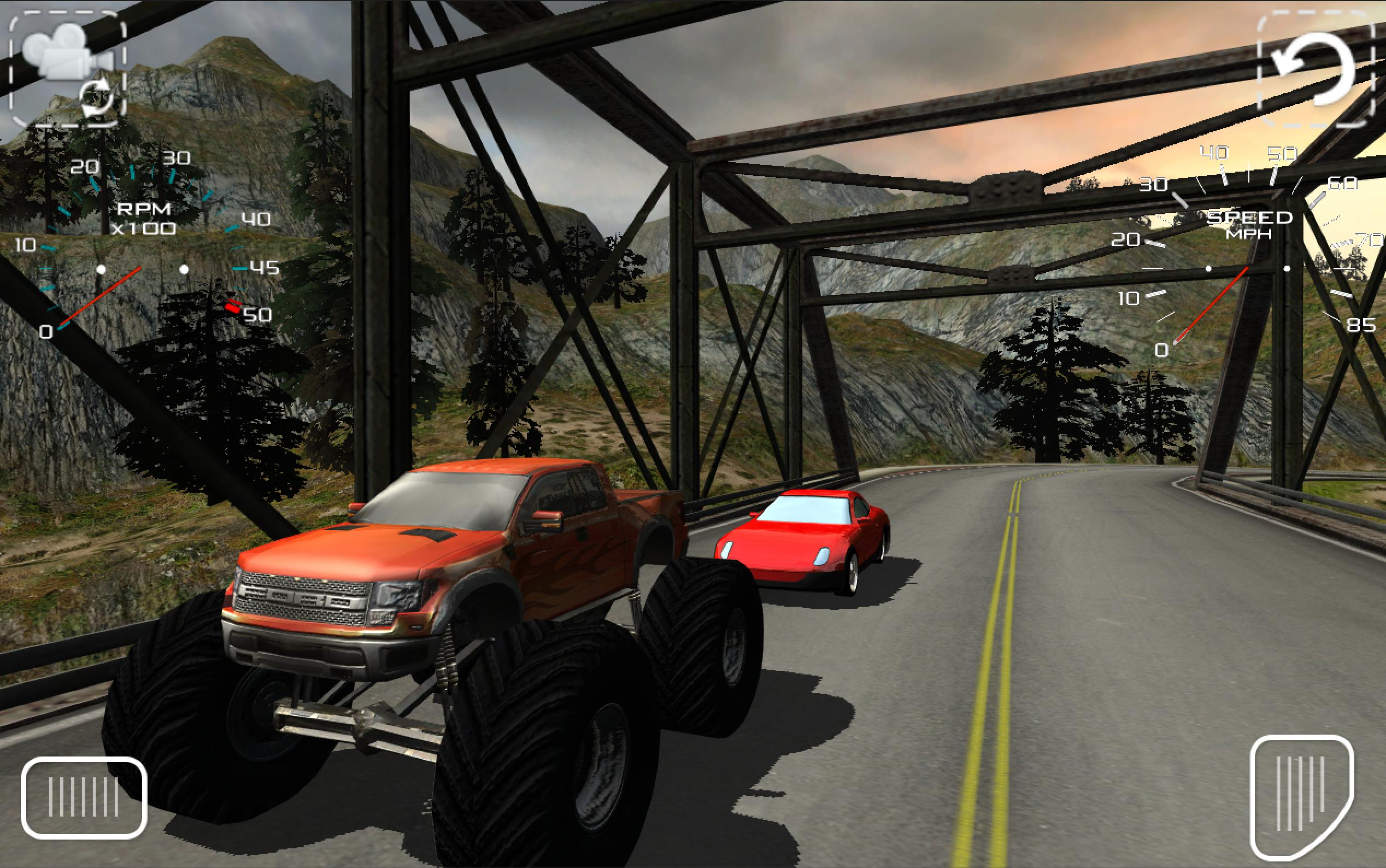 Monster Truck Simulator HD for Android - APK Download