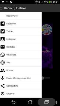 Radio Dj Eletriko apk screenshot
