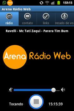 Arena Radio Web poster