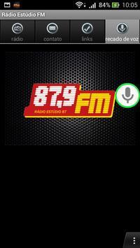 Rádio Estúdio 87 Fm screenshot 2