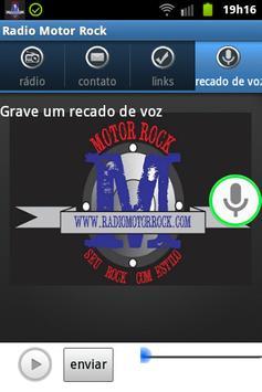 Radio Motor Rock screenshot 1