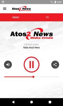 Rádio Atos2 poster