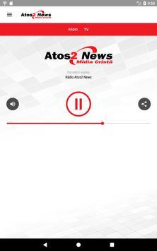 Rádio Atos2 screenshot 2