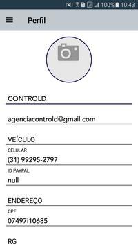 Logui Moto Motoqueiro screenshot 3