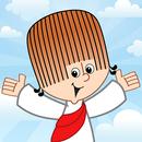 Cristãozinho-Jesus às crianças APK