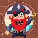 Os Piratinhas: vídeos infantis APK
