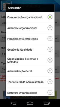 Administração Geral screenshot 2