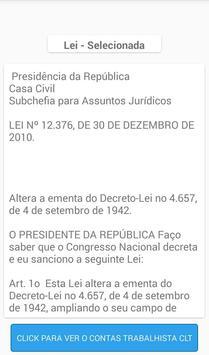 Leis Código Civil apk screenshot