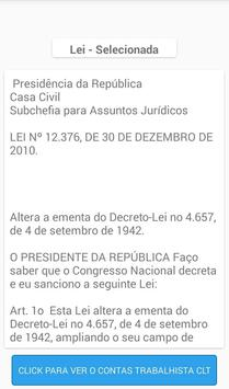 Leis Código Civil screenshot 4
