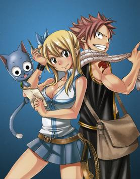 Fairy Tail Wallpaper HD screenshot 5