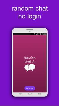 Random chat  - Global Random Chat poster