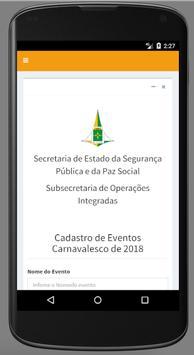 EVENTOS DF apk screenshot