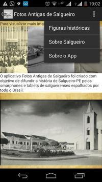 Fotos Antigas de Salgueiro apk screenshot