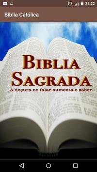 Biblia Sagrada poster