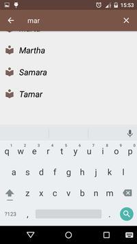Nomes Biblicos screenshot 4