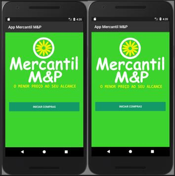 App Mercantil M&P poster