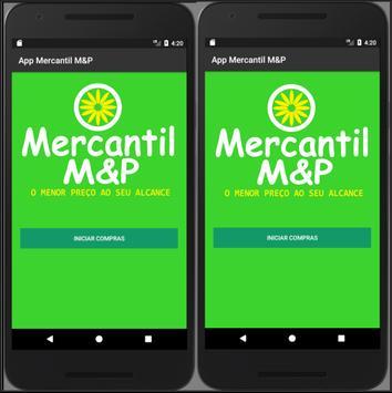 App Mercantil M&P screenshot 2