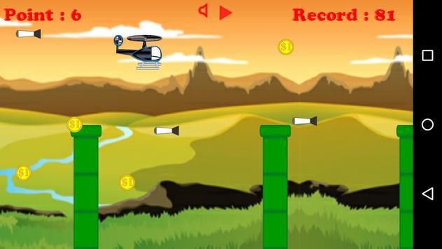 Combat Helicopter apk screenshot