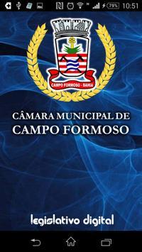 LegisMobile - Campo Formoso/BA poster