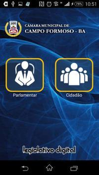LegisMobile - Campo Formoso/BA screenshot 1