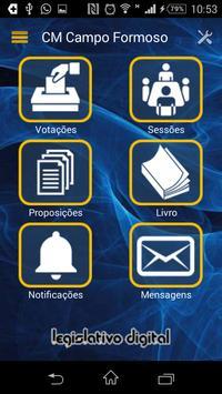 LegisMobile - Campo Formoso/BA screenshot 3