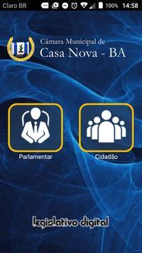 LegisMobile - Casa Nova/Ba screenshot 1