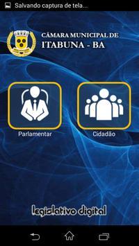 LegisMobile - Itabuna/Ba screenshot 1