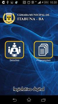 LegisMobile - Itabuna/Ba screenshot 2