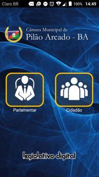 LegisMobile - Pilão Arcado/Ba screenshot 1
