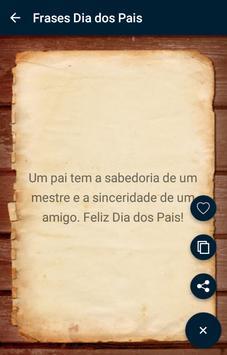 Frases Dia dos Pais screenshot 6