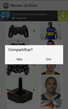 Memes da Bola screenshot 2