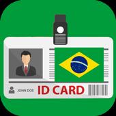 Brasil consulta identidade cnpj cpj detran ipva icon