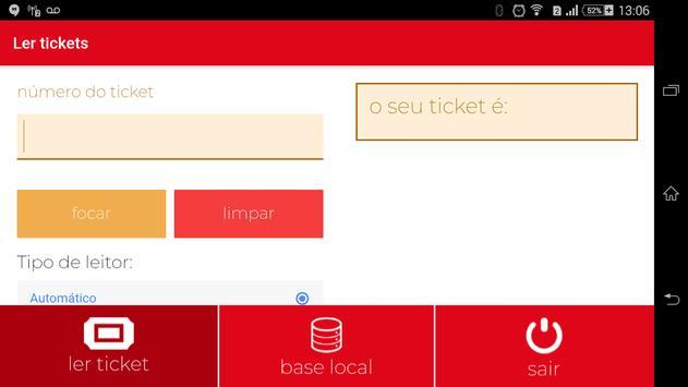 Bustour - Validador screenshot 1