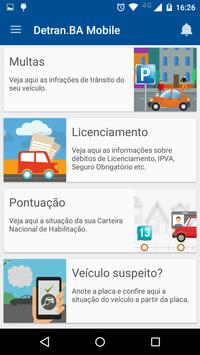 Detran.BA Mobile screenshot 3