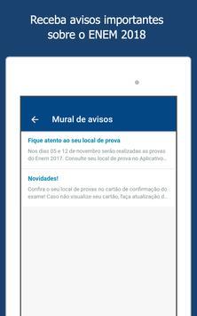 ENEM 2018 apk screenshot