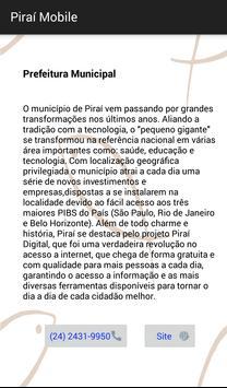 Piraí Mobile screenshot 2