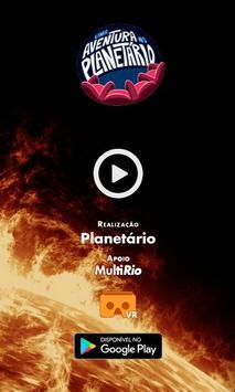Uma Aventura no Planetário poster
